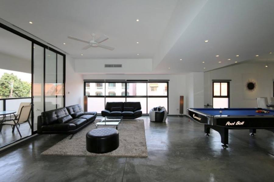 Outstanding condo at J C Hill Place Chiang Mai-9