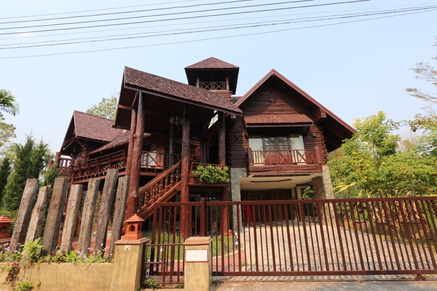 Chiang Mai houses to rent-1